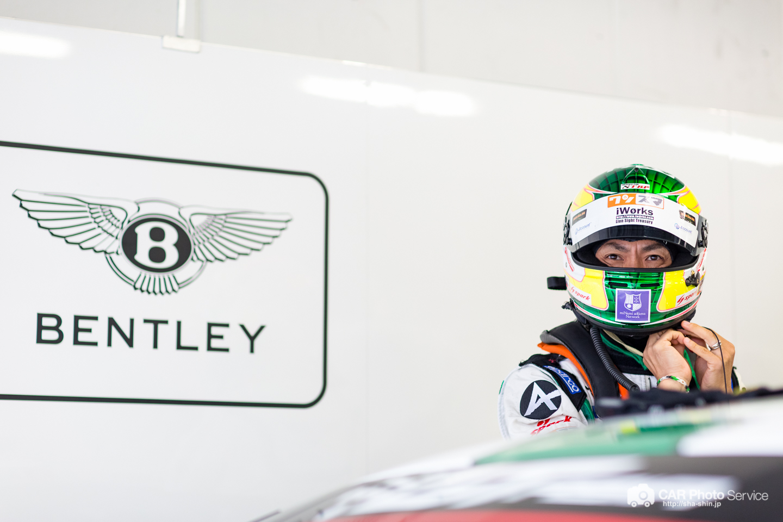 GT asia シリーズ  ベントレー・チーム・アブソリュート