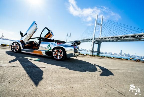 4月16-17日 イエローハット新山下店 車真ギャラリーと実車を展示