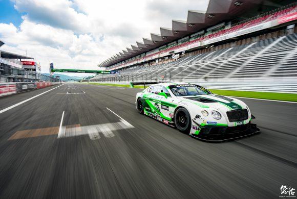「GTアジア」シリーズ参戦中のベントレー・コンチネンタル GT3の撮影を行いました。